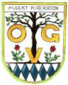 Wappen des Obst- und Gartenbauvereins Kirchseeon
